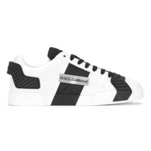 DOLCE & GABBANA LOGO LOW-TOP SNEAKERS - DG93