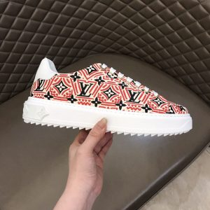 LOUIS VUITTON TIME OUT SNEAKER - LV198