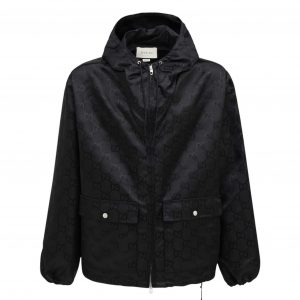 GUCCI OFF THE GRID ZIP-UP TECH JACKET - GC8
