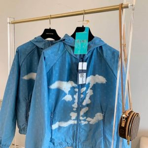 LOUIS VUITTON MONOGRAM CLOUDS WINDBREAKER - LV15