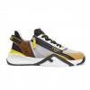FENDI CHUNKY LACE-UP TRAINERS - FD22