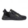 FENDI CHUNKY LACE-UP TRAINERS - FD24