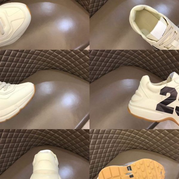 GUCCI RHYTON SNEAKERS WITH 25 - GC062