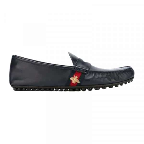 GUCCI BEE WEB DRIVING SHOES - LDG003